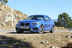 Car review: BMW 2-Series Coupe [F22] (2014 - 2021)